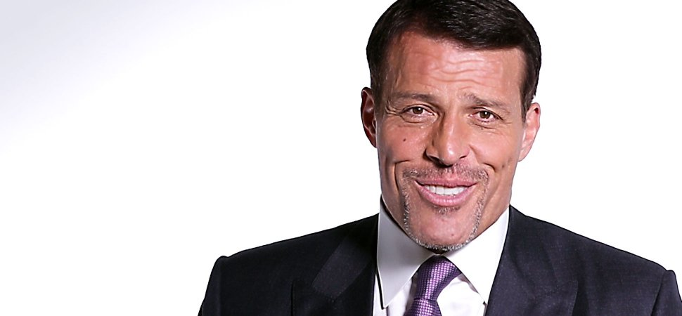 Tony Robbins on Why 'Action Is the Key to Everything ...  Tony Robbins on...