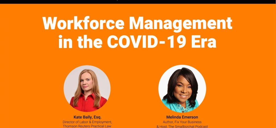 Workforce Management in the Covid-19 Era image