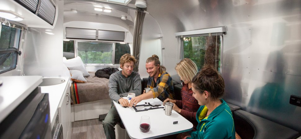 I Worked in an Airstream Trailer for a Week (Really!) | Inc com