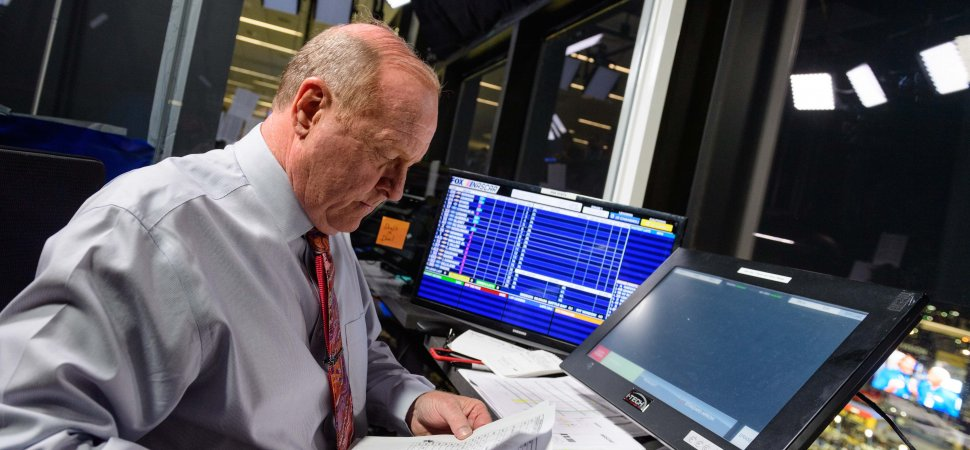Determination, Drive, and Dedication: How FOX NASCAR Analyst