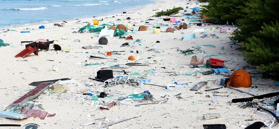 Scientists Find Most Trashed Spot on Earth: A Once-Pristine Paradise