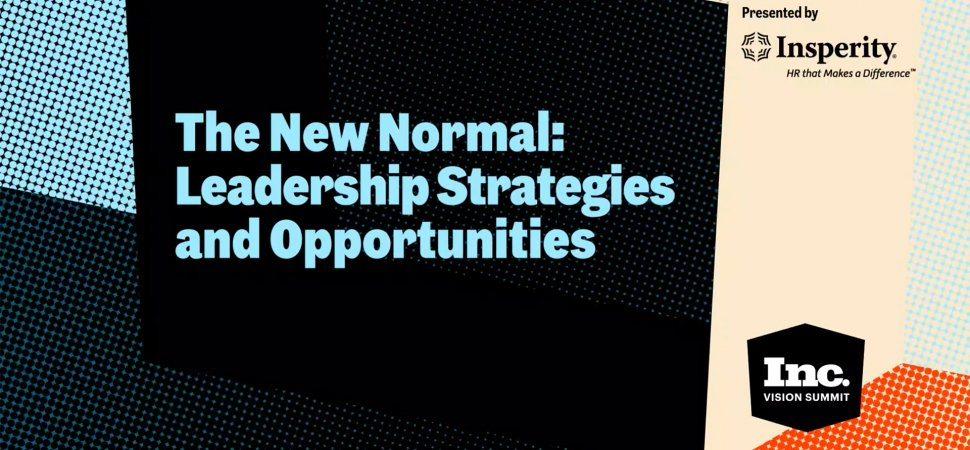 The New Normal: Leadership Strategies and Opportunities image