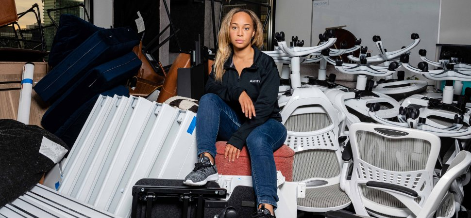 31-Year-Old Black Woman CEO Pulled Through 2020
