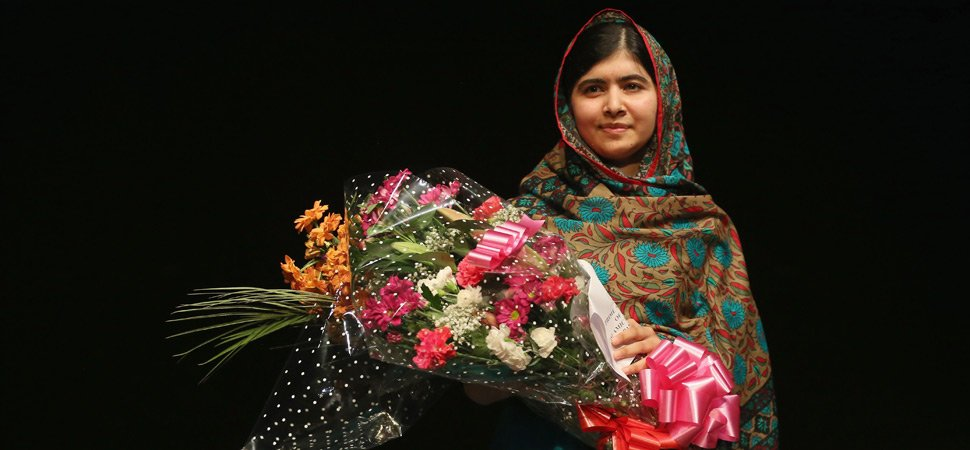 5 Inspiring Quotes From Nobel-Winner Malala Yousafzai | Inc com