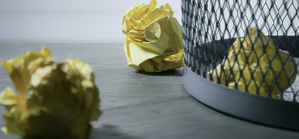 5 Ways to Recover From a Mistake at Work