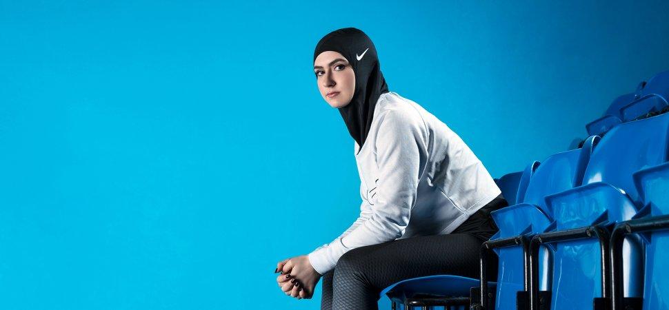 Nike Unveils New Performance Hijab for Female Muslim Athletes