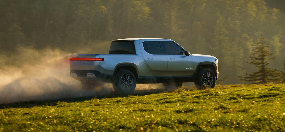 Secretive Electric Car Startup Rivian Emerges From Stealth Mode With