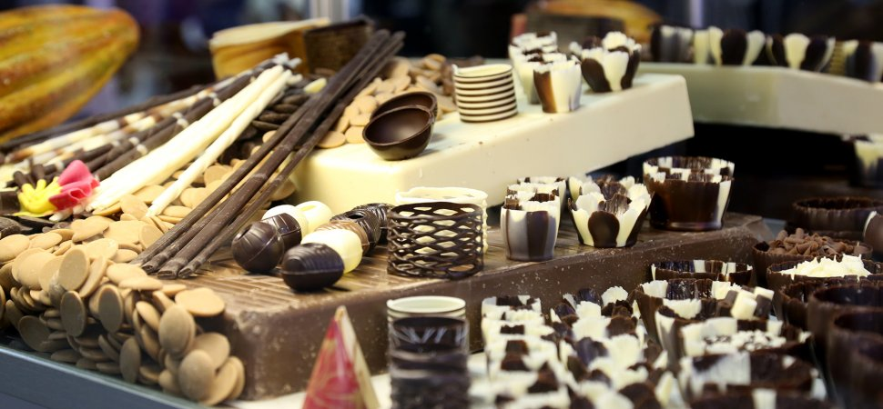 The 2015 Fancy Food Show In New York One Smorgasbord You