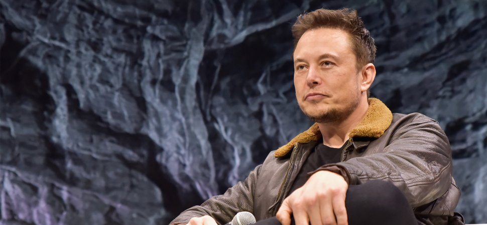 5 Things Elon Musk Does Every Day to Be More Productive