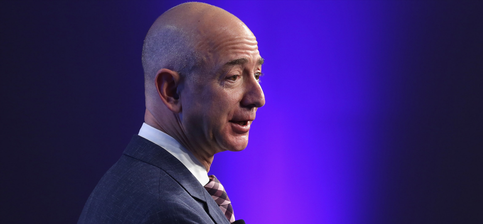 4 Ways Jeff Bezos Stays Ahead of the Competition