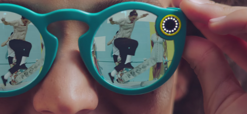 249f0b7ea7 Snapchat s Spectacles Are the Millennial Answer to Google Glass ...