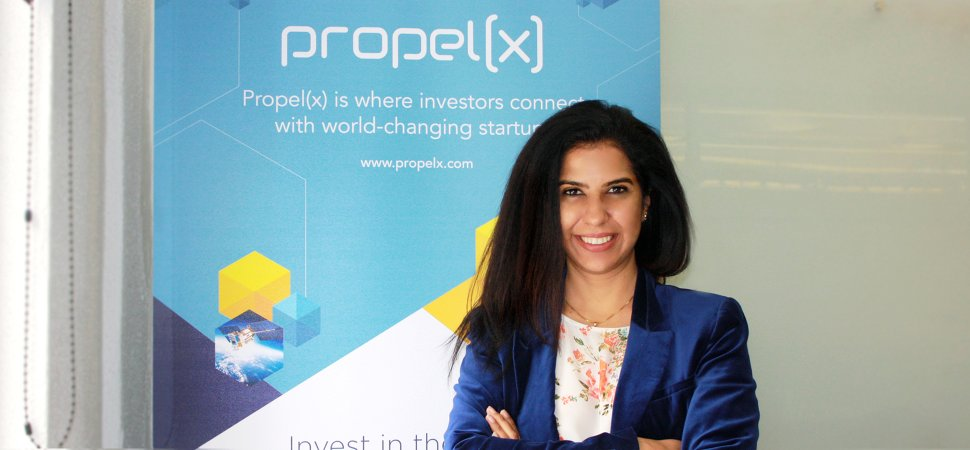 Meet The Woman Angel Investor Who Is Helping World