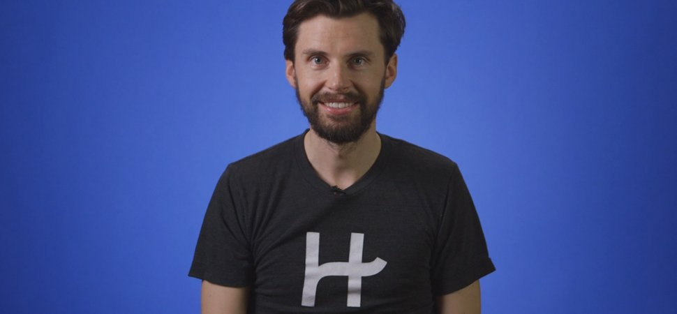 Hinge CEO Justin McLeod Reveals The Hardest Decision He's Had To Make