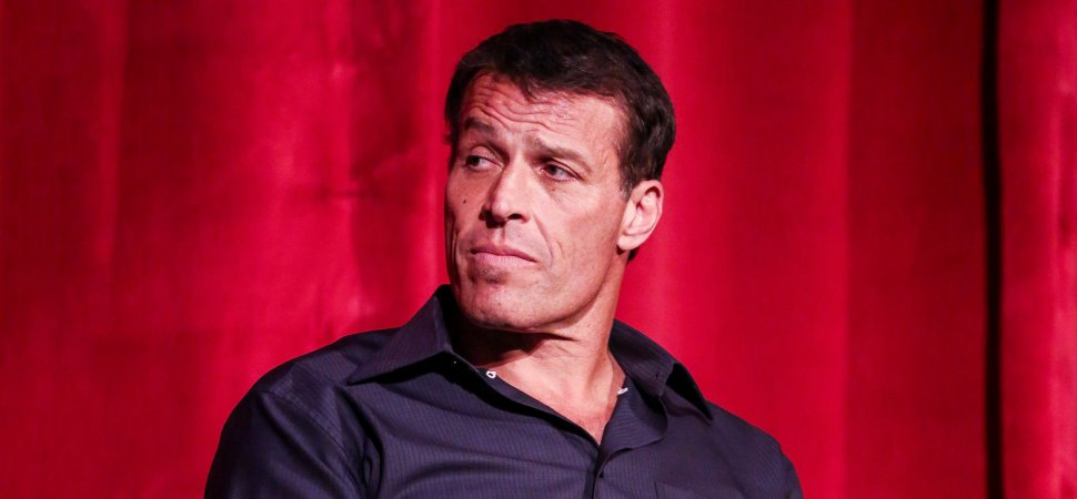 Report: Tony Robbins Blasted His Fans and Made Unwelcome Advances to Staffers