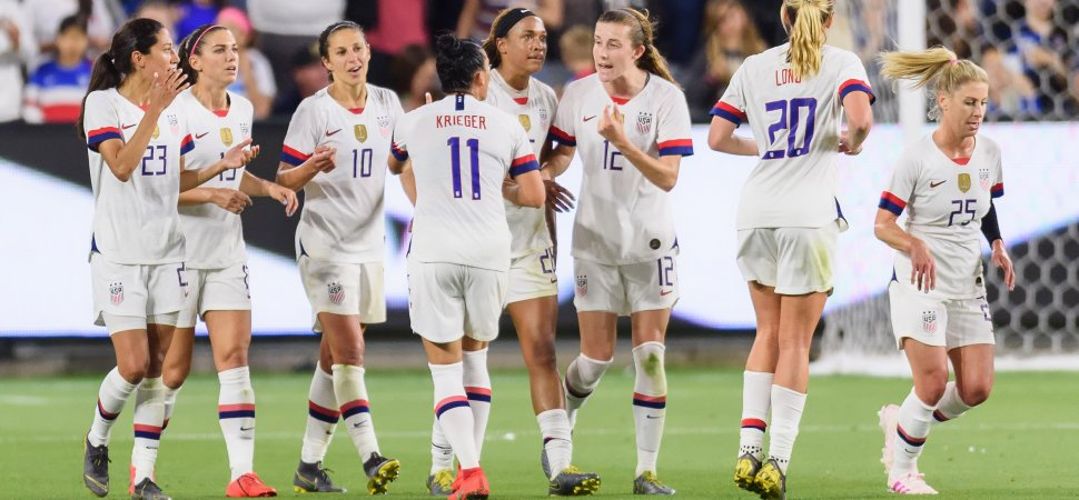 How the U S  Women's National Soccer Team Plans to Win the Mental