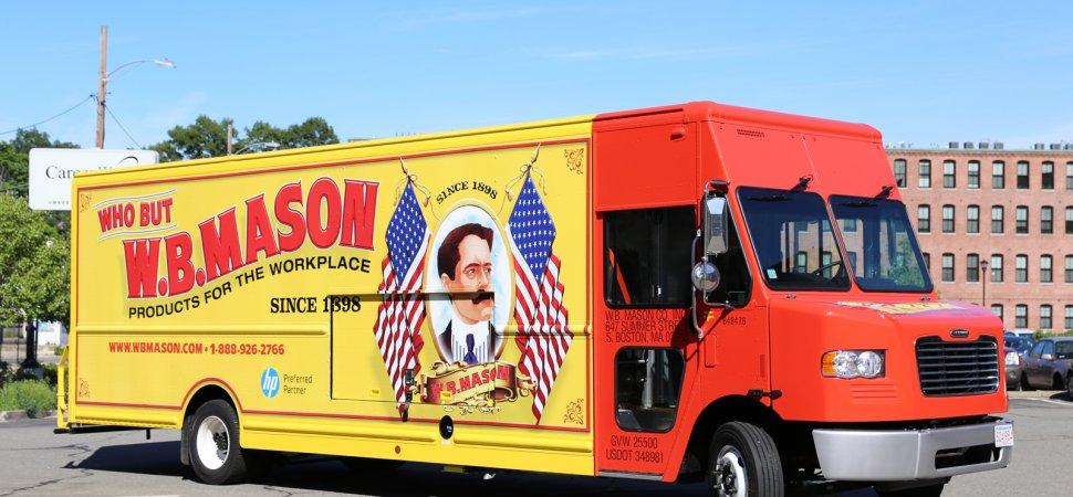 How WB Mason Grew By Narrowing Its Focus – Wb Mason Chairs