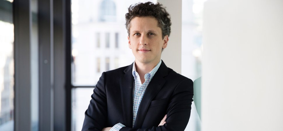 What did aaron levie make on the box ipo