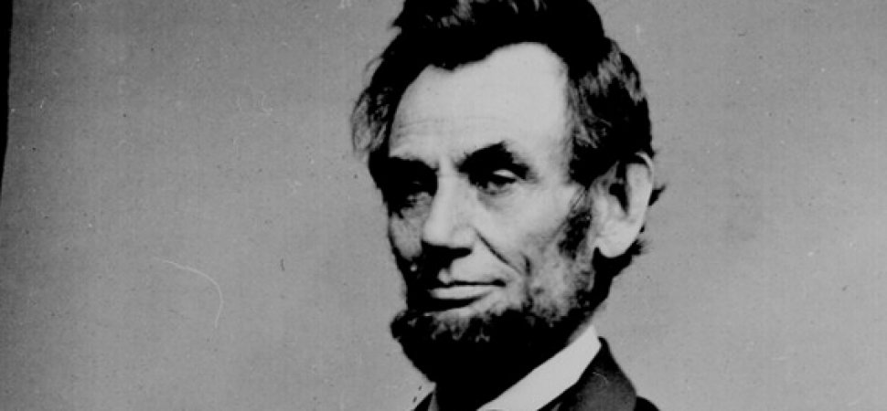 why abraham lincoln was not the best president