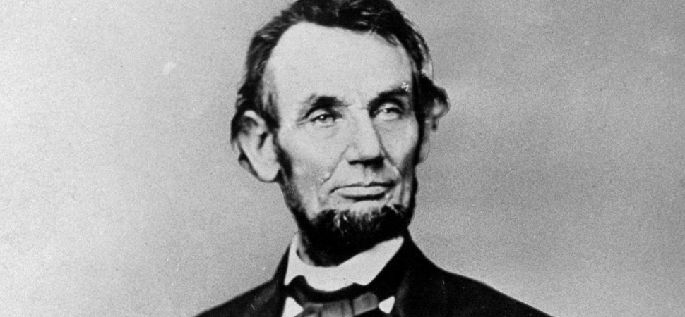 Abraham Lincolns Brilliant Method For Handling Setbacks Inccom