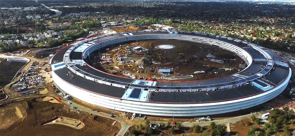 Apple Employees Hate Apples New 5 Billion OpenPlan Office Inccom