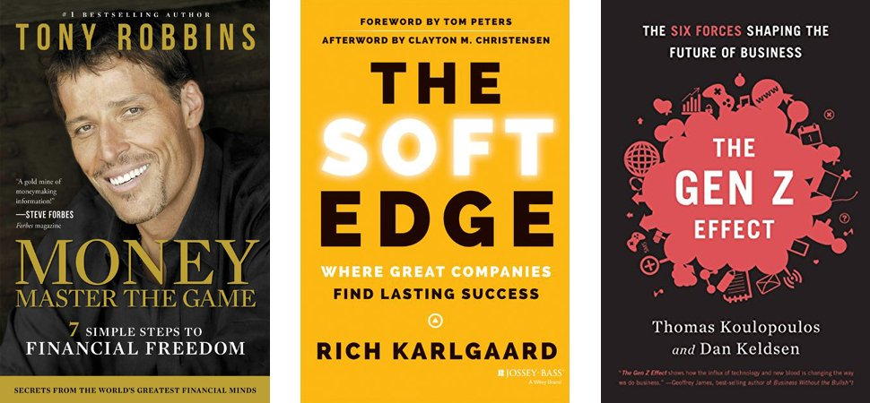 For your reading list: the 2019 Business Book of the Year shortlist