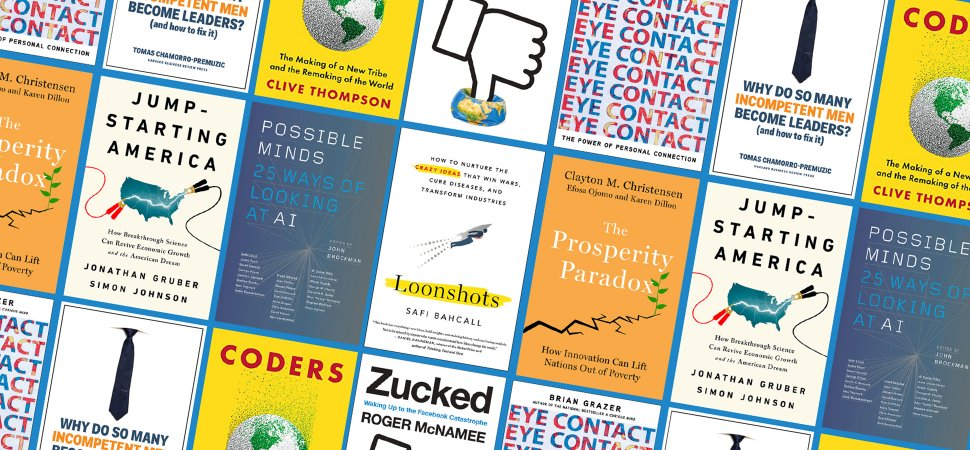 10 Business Books You Need To Read In 2019 Inc