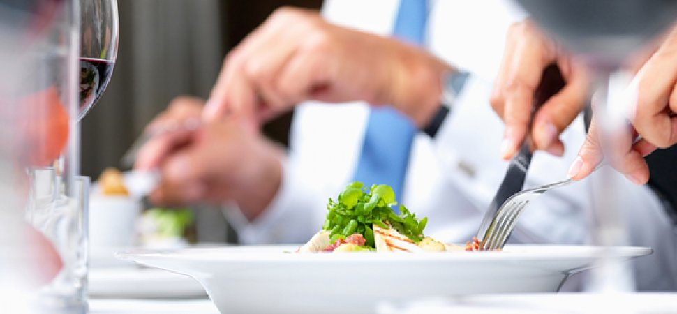 business lunch etiquette 8 rules inccom