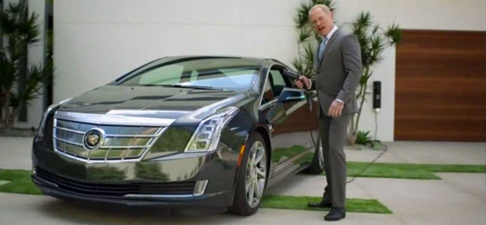 Why This Bizarre Cadillac Ad Is Great News for Tesla | Inc.com