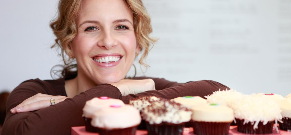 Candace Nelson, Founder of Sprinkles Cupcakes, on the Iconic