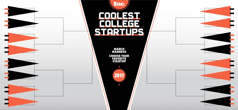 Vote Now for Your Favorite College Startup!