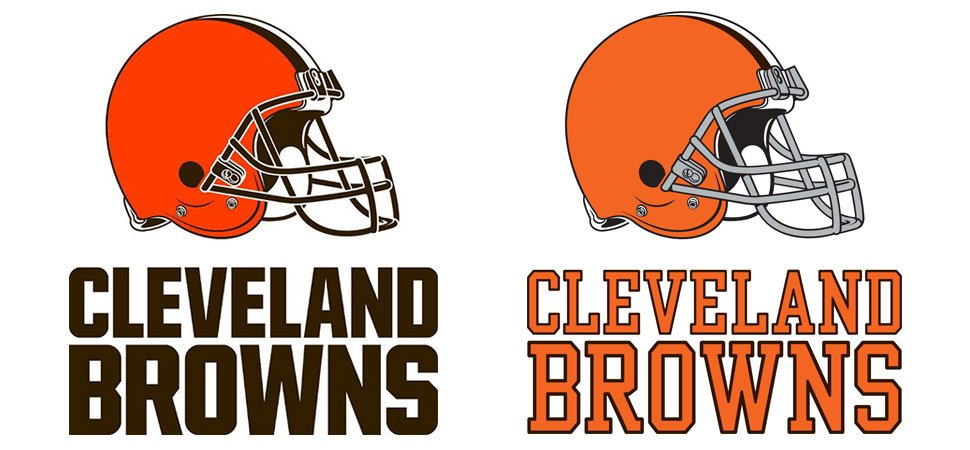 Why the New Cleveland Browns Logo Is So Bad it's Good ...