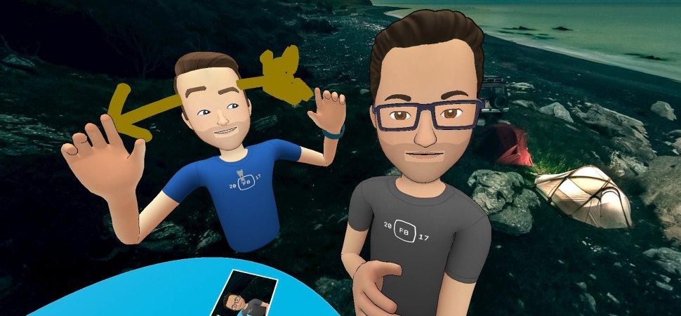 Facebook Horizon Social VR App Beta Testing Begins