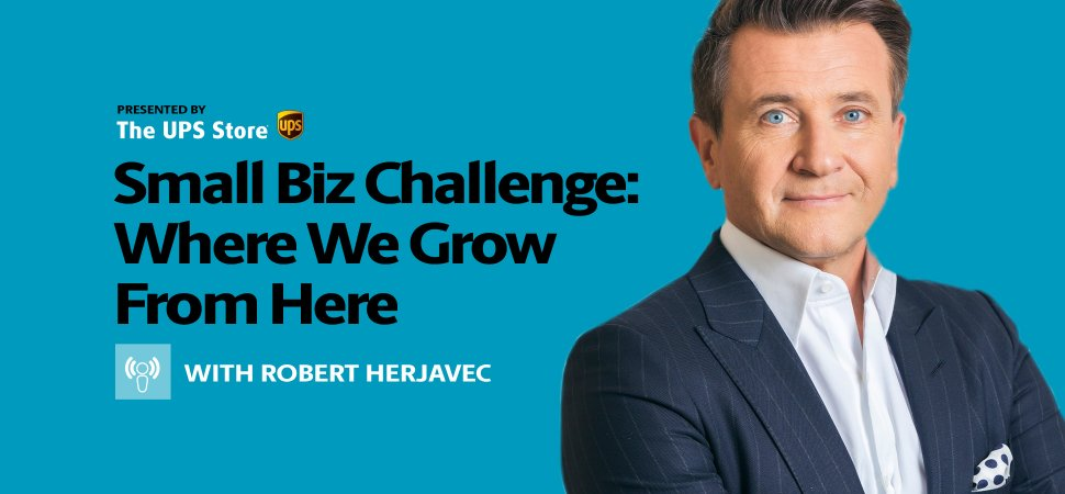 Robert Herjavec's Three Steps Your Business Can Take Now to Prepare for Economic Recovery image