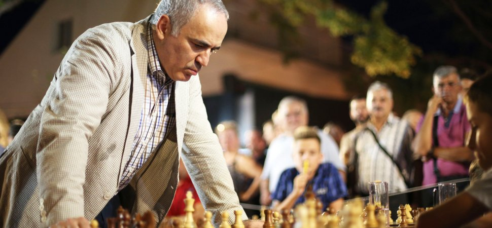 What a Chess Grandmaster Can Teach You About Emotional Intelligence