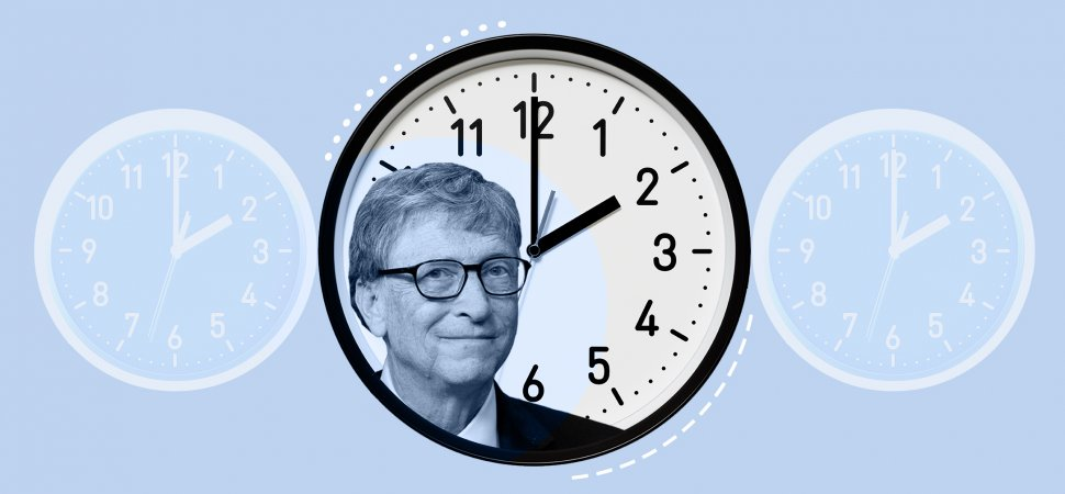 Bill Gates Says This Is the Most Important Thing We Should All Be Doing Right Now