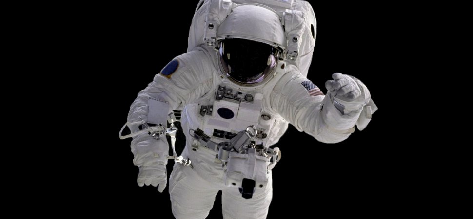astronaut who was in space for a year - photo #28