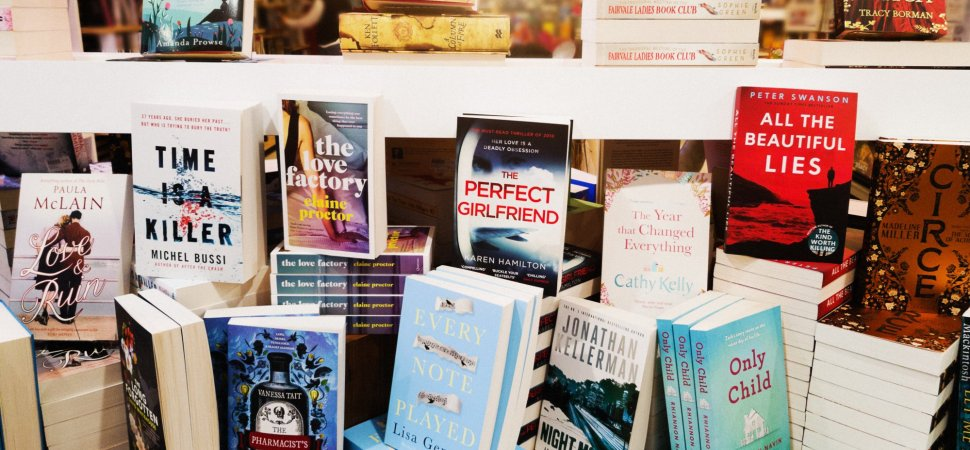 This Startup Strategy Will Help Make Your Next Book a Bestseller