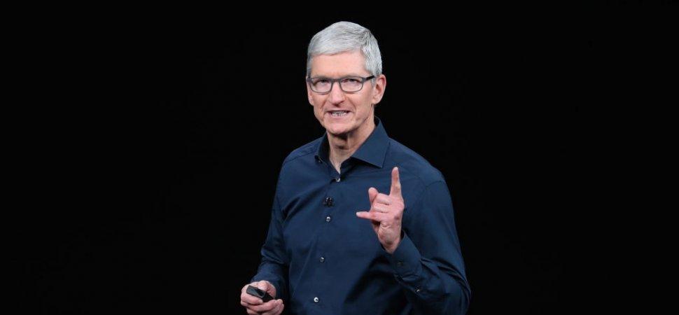 Tim Cook Isn't Wrong: Leakers Don't Belong At Apple thumbnail
