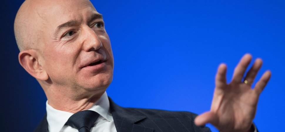 Amazon Founder Jeff Bezos: This Is How Successful People