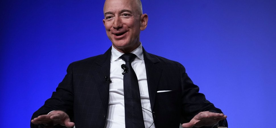 Jeff Bezos Says This 3-Word Phrase Can Help You Make Faster Decisions