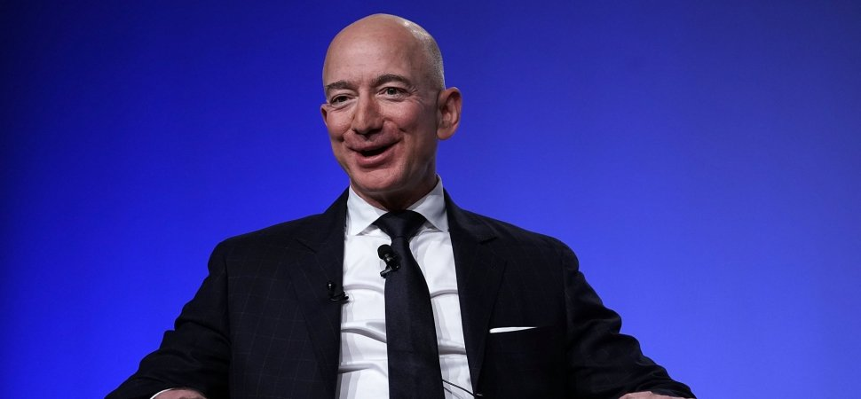 Jeff Bezos Says Your Most Important Decisions in Life Should Always Be Made This Way (but It Will Make Many Uncomfortable)