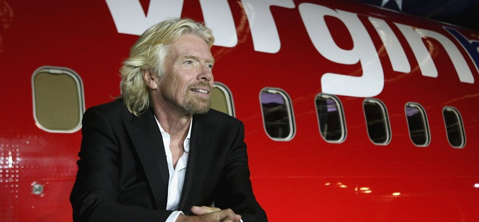 Richard Branson: You Don't Have to Quit Your Job to Start a Business. I Didn't