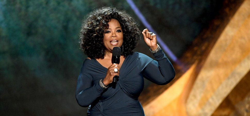 The Most Important Question You Could Ever Ask Yourself, According Oprah