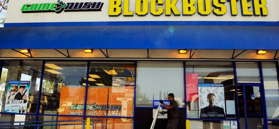 How Blockbuster, Kodak and Xerox Really Failed (It's Not What You