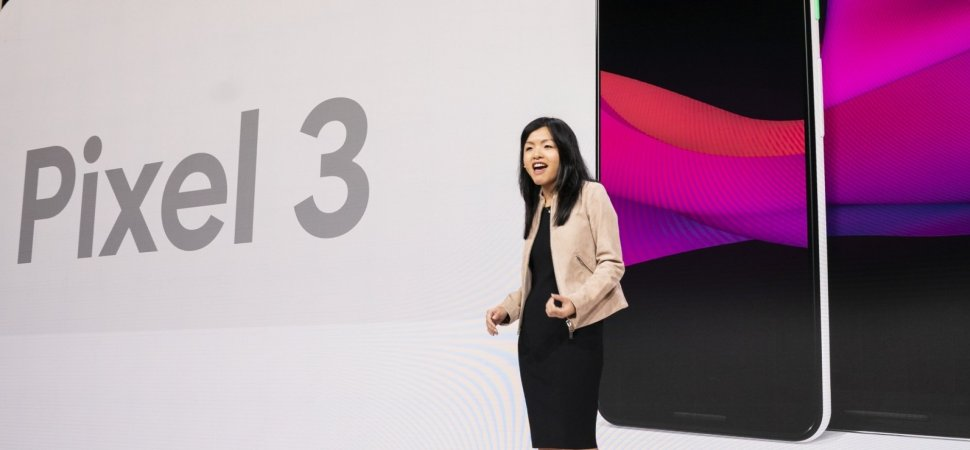 How Google's Keynote Speakers Keep Presentation Slides