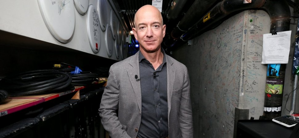 Research Uncovers the Value of the College Degree Choices of Jeff Bezos and Other Obscenely-Rich CEOs