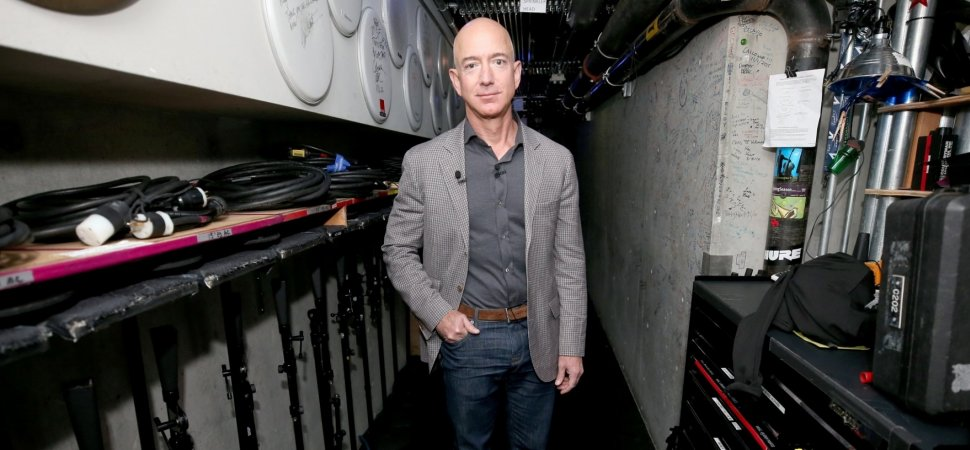 It Took Just 1 Sentence for Jeff Bezos to Show Why the National Enquirer Blackmail Scandal Is a Bigger Danger for Amazon Than People Want to Admit