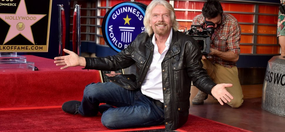 Why Richard Branson and Other Dyslexics Can Become Stronger Entrepreneurs