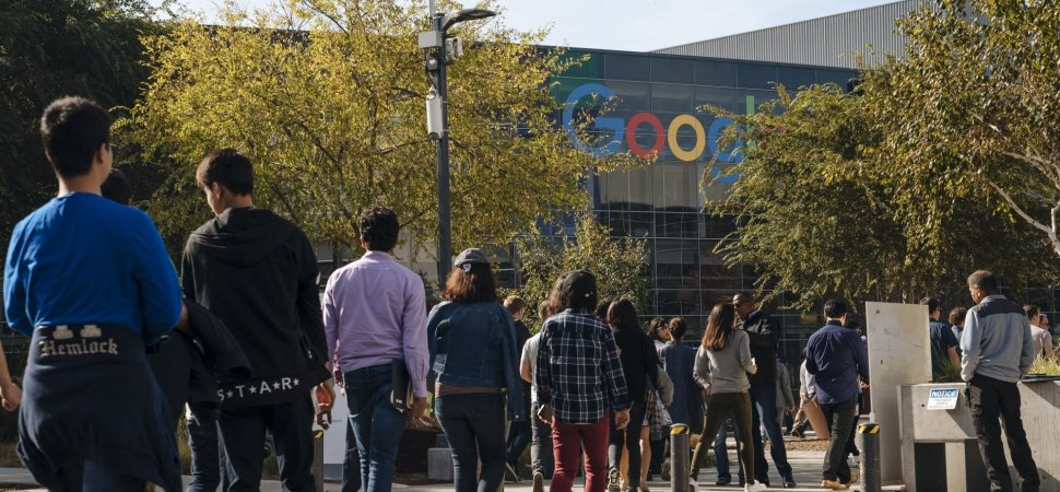 Google Finally Found a Problem It Can't Solve With Technology. Here's How It Should Fix Its Culture