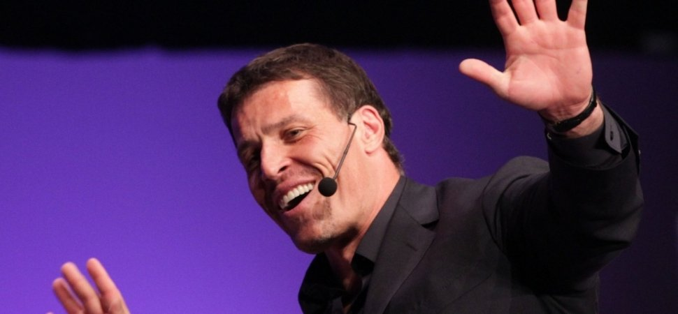 Tony Robbins 19 Inspiring Power Quotes For Success Inccom